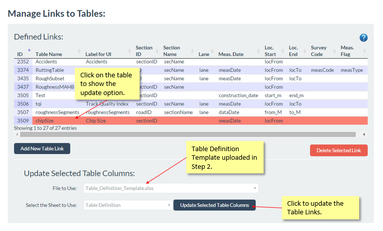 how to add new column in existing table